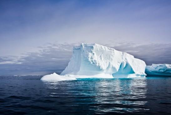 Sinking Iceberg