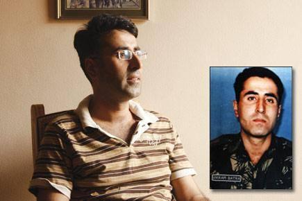 Vishal batra - brother of Capt vikram batra (pvc)