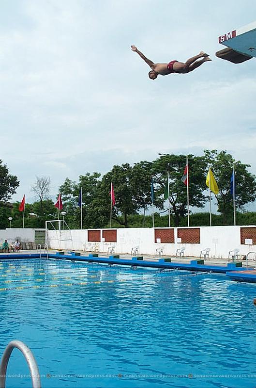 5M Dive test!