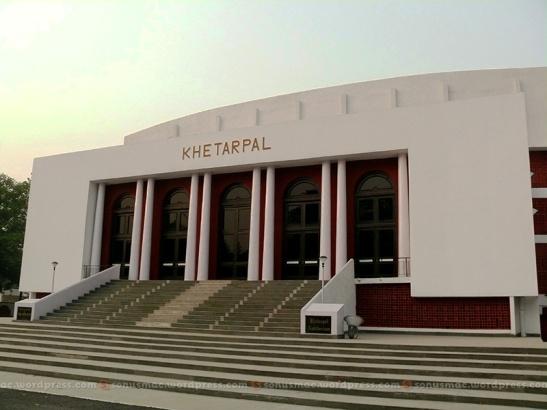 Khetarpal Auditorium!
