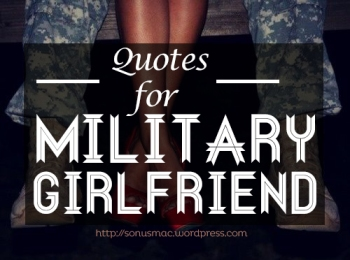 Army military girlfriend quotes_sonusmac