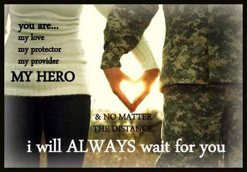 Dating long distance military love
